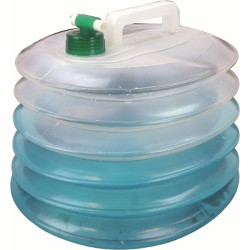 ACCORDIAN WATER CARRIER 15 L