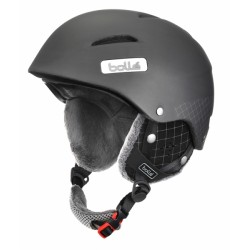 CASQUE SKI B-STAR SOFT GREY DIAGONAL 58-61