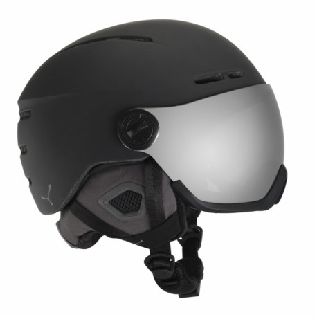 CASQUE SKI FIREBALL BLACK 53-58