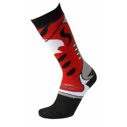 CHAUSSETTES DE SKI BIODESIGN-WINTER (POINTURE 35-38)