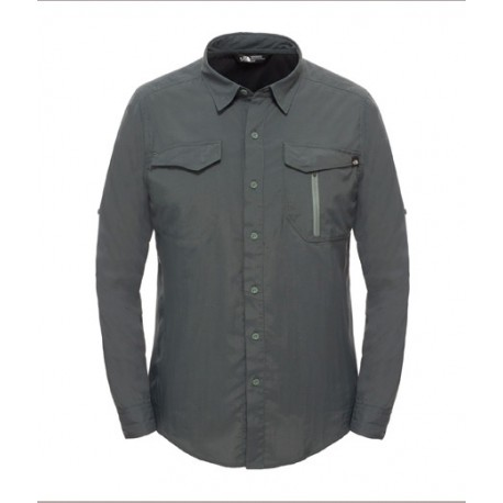 CHEMISE HOMME L/S NEW SEQUOIA SHIRT 2016