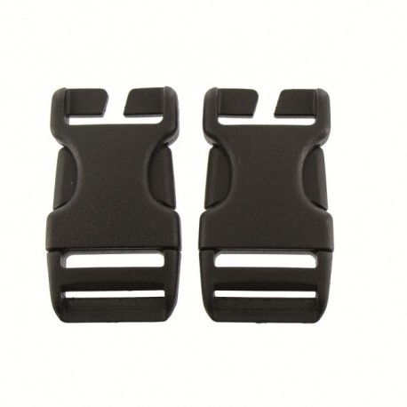 CLIPS D'ATTACHE POUR SAC A DOS 25 MM