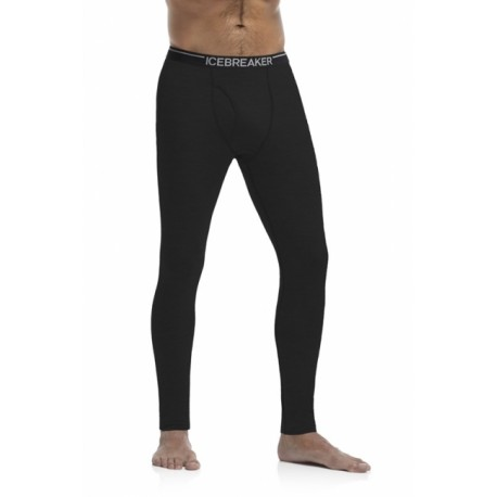 COLLANT CHAUD MERINO HOMME OASIS LEGGINGS W/FLY