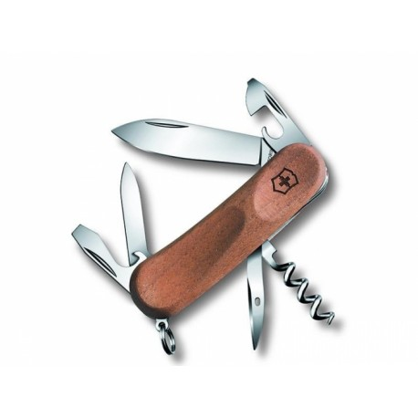 COUTEAU SUISSE VICTORINOX EVOWOOD 10