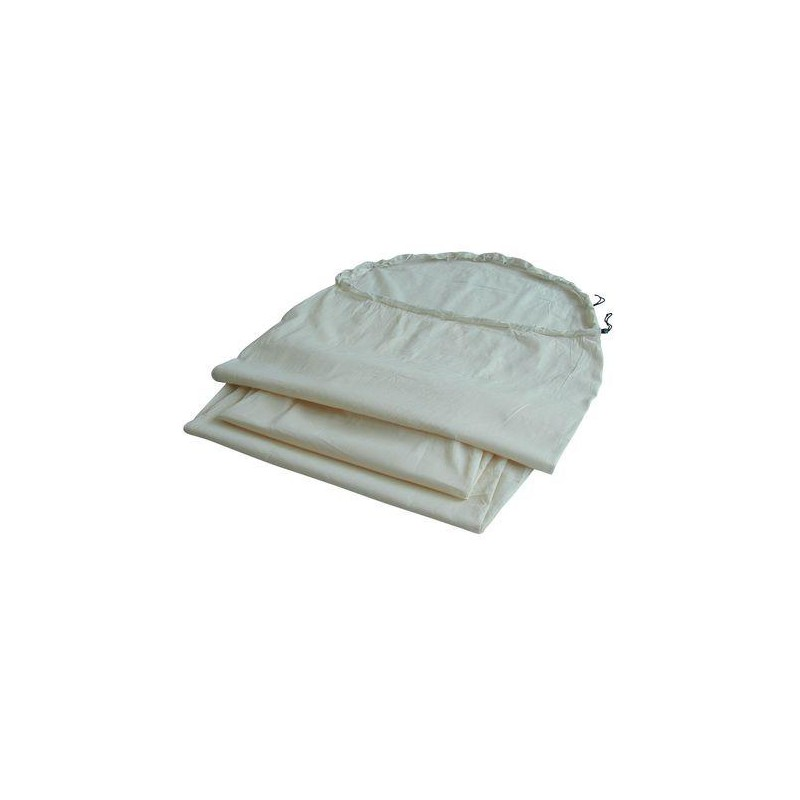 drap de sac de couchage coton sarco wilsa achat de. Black Bedroom Furniture Sets. Home Design Ideas