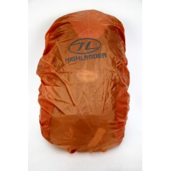 HOUSSE DE PLUIE SMALL WATERPROOF RUCKSACK COVER ORANGE