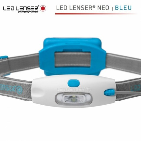 LAMPE FRONTALE A LED NEO