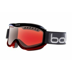 MASQUE SKI CARVE BLACK/RED FADE VERMILLON GUN