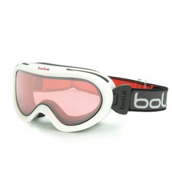MASQUE SKI ENFANT BOOST OTG WHITE VERMILLON GUN