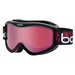 MASQUE SKI ENFANT VOLT BLACK EQUALIZER VERMILLON