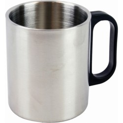 MUG DOUBLE PAROI LARGE STEEL INSULATED MUG 30 CL