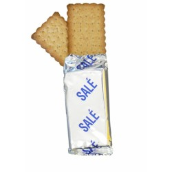 PACK DE 2 CRACKERS SUCRES