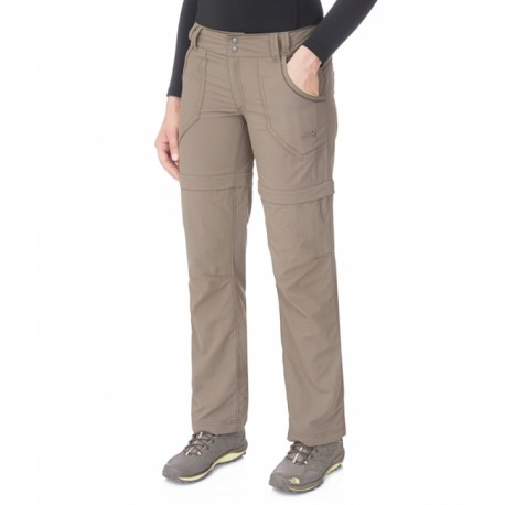 100% de qualité large éventail belle et charmante Pantalon de randonnée convertible Horizon Plus femme - The North Face