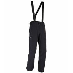 PANTALON SKI HOMME DEVIL STRETCH PANT BLACK
