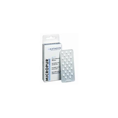 PASTILLES DE PURIFICATION MICROPUR CLASSIC 100 COMPRIMES