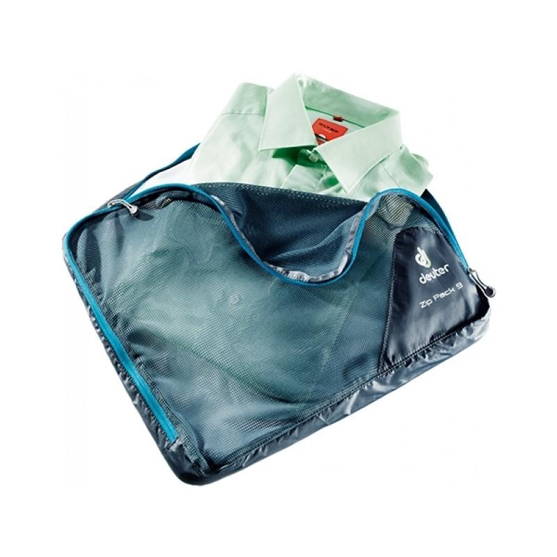 Pochette rangement zip pack 9l deuter achat de sac de for Pochette murale de rangement