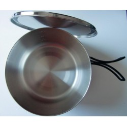 POPOTE DE RANDONNEE ARDOR BIG POT STEEL