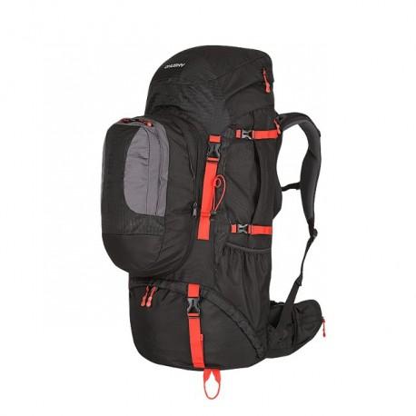 le dernier 384c9 ae984 Sac à dos de voyage Samont 60 L + 10 L - Husky - achat de sac à dos de  randonnée