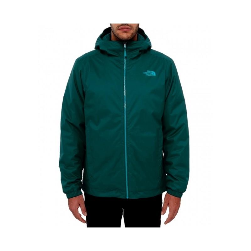 veste hiver the north face quest insulated jacket achat de vestes de randonn e. Black Bedroom Furniture Sets. Home Design Ideas