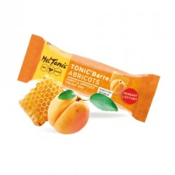 BARRE ENERGETIQUE TONIC BARRE ABRICOTS