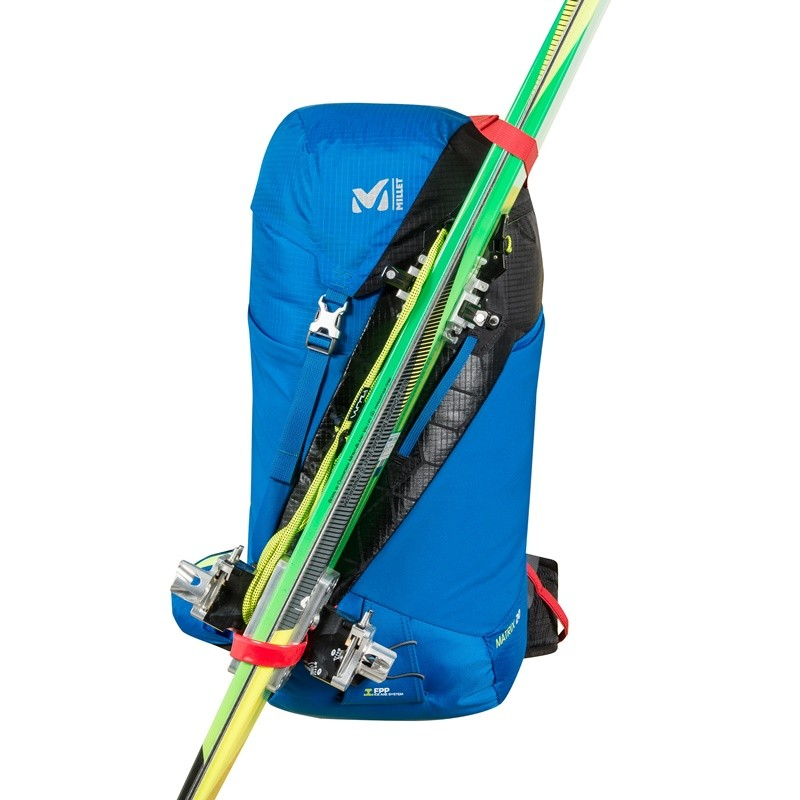 sac dos millet matrix 20 pour le ski skitouring et ski de randonn e. Black Bedroom Furniture Sets. Home Design Ideas