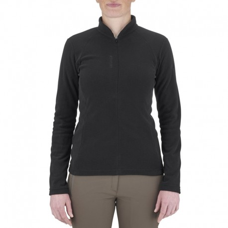 POLAIRE FEMME LD RIB T-ZIP TAILLE XL