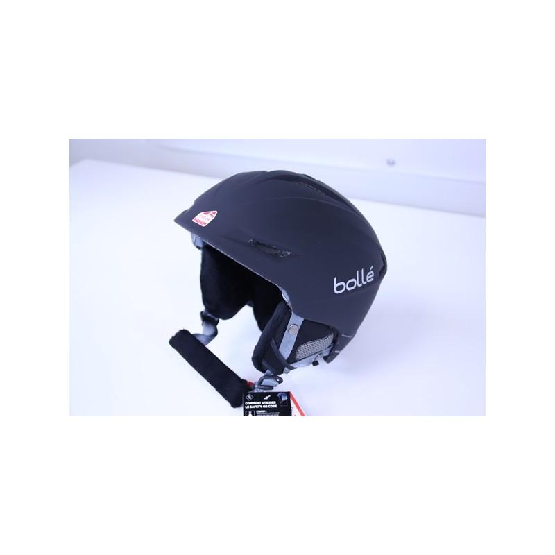 Casque ski boll sharp soft black mosaic achat de casque for Housse casque ski
