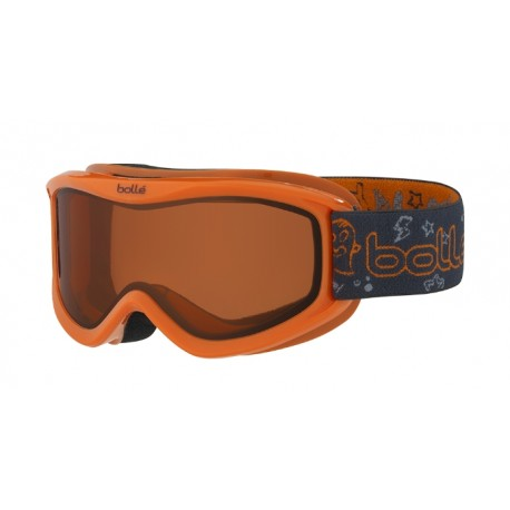 MASQUE SKI ENFANT AMP ORANGE MONSTER VERMILLON
