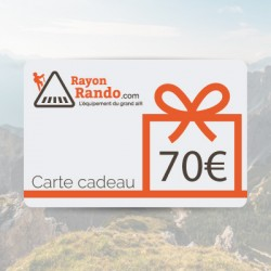 CARTE CADEAU 70 EUROS