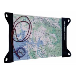 PORTE CARTE ETANCHE GUIDE MAP CASE M
