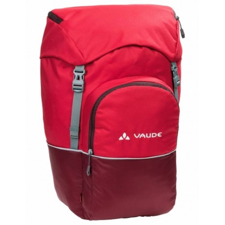 SACOCHES ARRIERE DE VELO ROAD MASTER BACK ROUGE