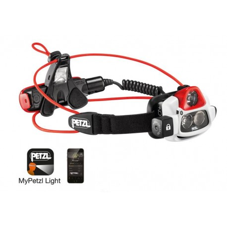 LAMPE FRONTALE RECHARGEABLE NAO+