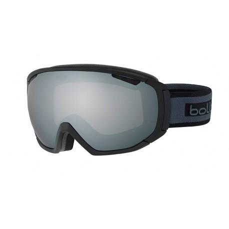 Masque de ski TSAR Matte Black & Grey Black Chrome
