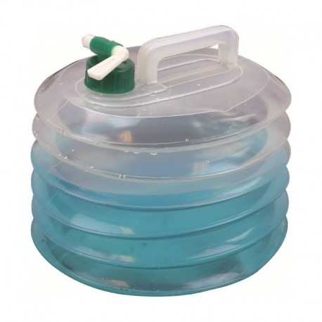 ACCORDIAN WATER CARRIER 10 L