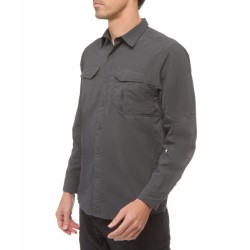 CHEMISE HOMME L/S NEW SEQUOIA SHIRT TAILLE S