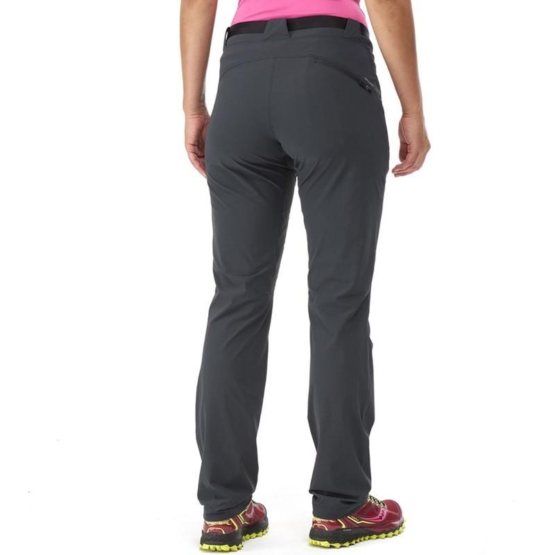 pantalon de randonn e femme flex pant eider pantalon l ger stretch et respirant. Black Bedroom Furniture Sets. Home Design Ideas