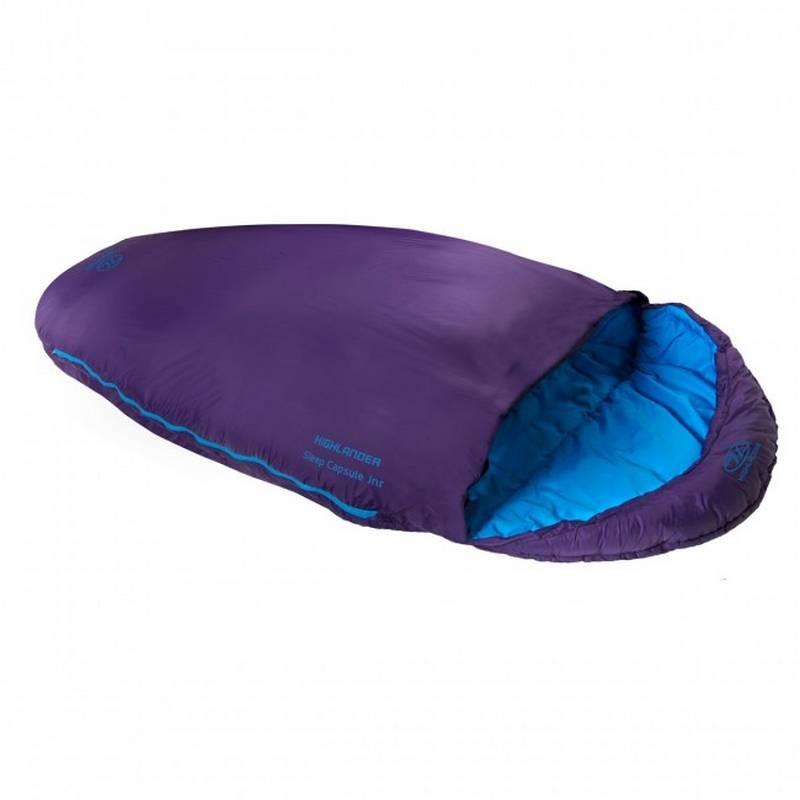 sac de couchage enfant sleep capsule junior highlander. Black Bedroom Furniture Sets. Home Design Ideas