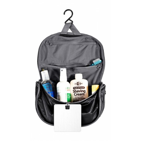TROUSSE DE TOILETTE SUSPENDABLE HANGING TOILETRY BAG