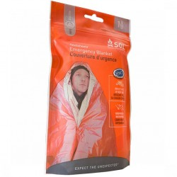 COUVERTURE DE SURVIE EMERGENCY BLANKET