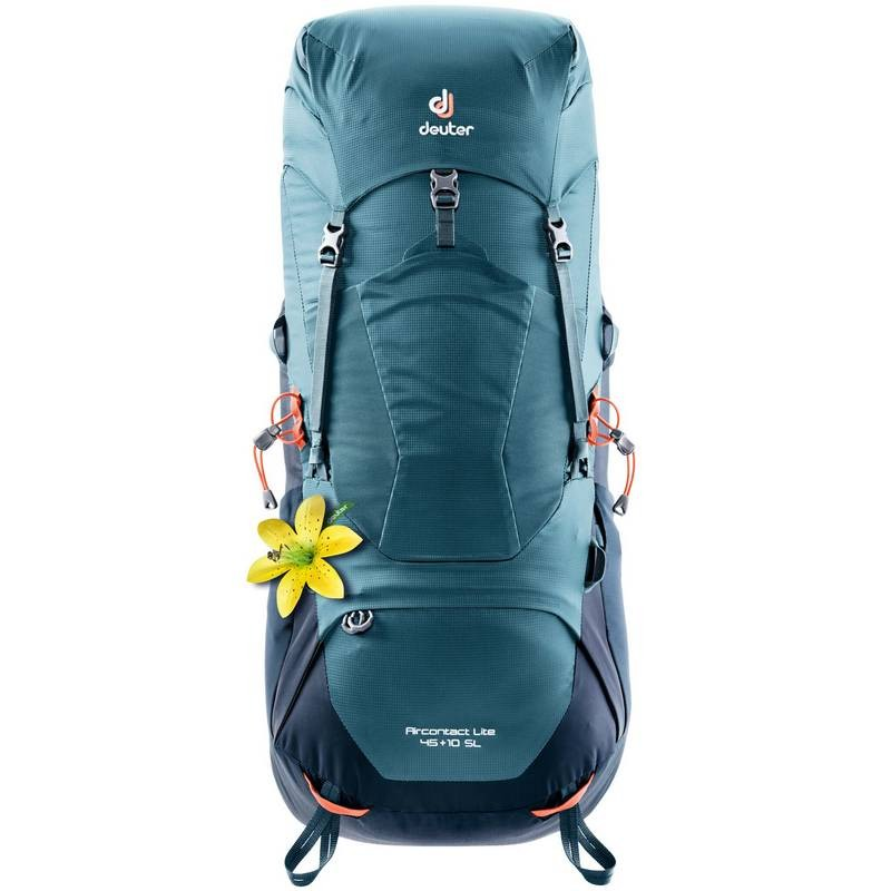 sac dos rando femme aircontact lite 60 litres 10 deuter l g ret et confort de portage. Black Bedroom Furniture Sets. Home Design Ideas