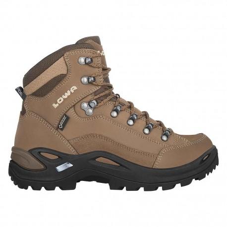 3bdec1cffb8 Chaussures de randonnée femme Renegade GTX mid Lowa. Chaussures ...