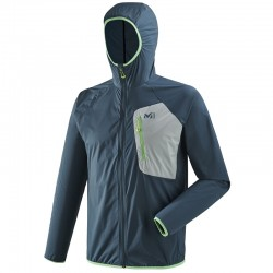 Veste coupe vent Millet LTK Airstretch Hoodie