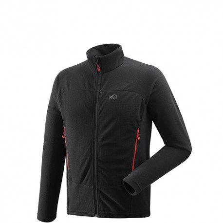 Veste Polaire Vector Grid Jacket noir