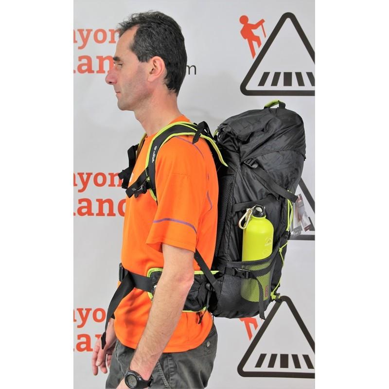 Vente en ligne du sac à dos trail running Wilsa Raid 38 l