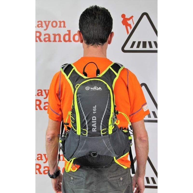 Sac à dos trail vtt Raid 20 Wilsa Achat de sacs à dos