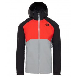 VESTE RANDONNEE STRATOS JACKET HOMME FIERY RED