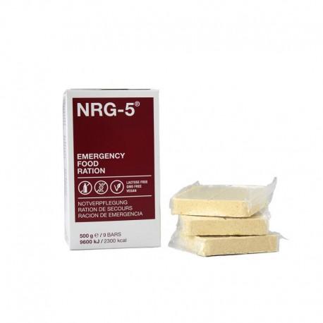 RATION DE SECOURS NRG-5