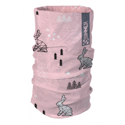 MANCHON ENFANT PINK WINTER WONDERLAND
