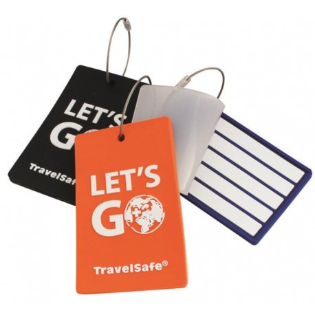 ETIQUETTE A BAGAGES LUGGAGE ID TAG