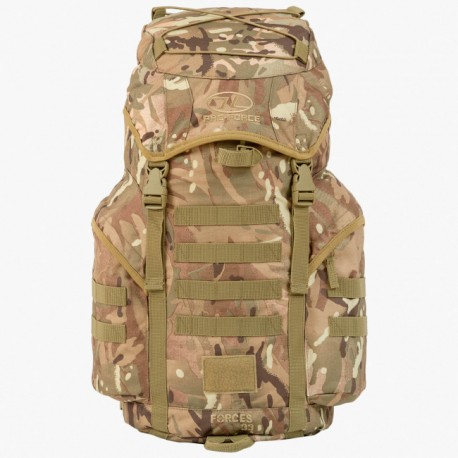 SAC A DOS FORCES 33L CAMOUFLAGE